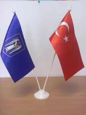 Флаги и флажки различных стран мира
