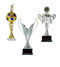 Bardak ve spor özniteliğinin A satışı bir ürün yelpazesine olduğunu.  Kupalar metalik, plastik bardak, prestij bardak
